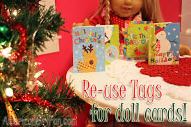 American Girl Christmas Crafts