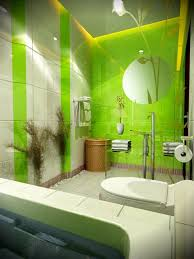 bathroom design ideas mint green bathroom modern lighting white
