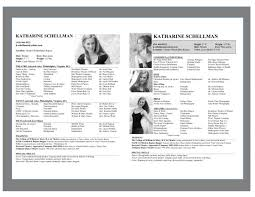 Professional Acting Resume Template Theatre Resume 25 Best Ideas About Acting Resume Template On