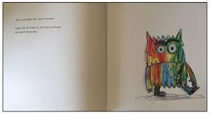 The Colour Monster  BookMonstersinfo