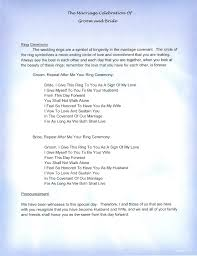 beautiful wedding officiant script non religious ideas styles