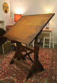 Oak Drafting Table Found In Ithaca Antique Oak Drafting Table Sold