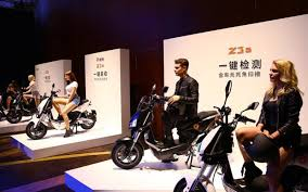 smarter technologies yadea group launches new electric two wheeled vehicle yadea z3s