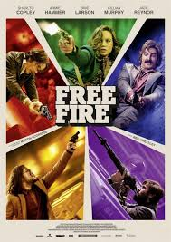 click to view extra large poster image for free fire movie