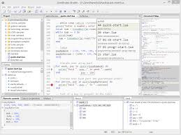 But Table Console Extensible by Features Zerobrane Studio Lua Ide Editor Debugger For Windows