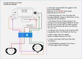chevy hei distributor module wiring diagram wiring diagrams image