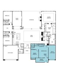 Next Gen Homes Floor Plans 3475 Home Within A Home Plan At Griffin Ranch Belmont In La