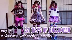 cheshire cat halloween costumes 31 days of halloween day 17 3 cheshire cat inspired