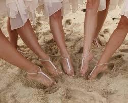 barefoot sandals wedding online cheap crystals barefoot sandals wedding