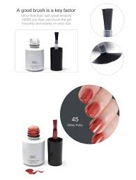 nail polish 10 15 colors 6ml gel polish long lasting soak off