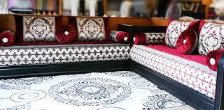 photo canapé marocain salon marocain montreuil vente canapé sedari à montreuil pas cher