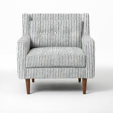 Black And White Striped Accent Chair Popular Of Black And White Striped Accent Chair With Nice Black