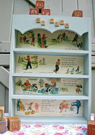 childrens book shelves moonbeams u0026 fireflies adorable shelves backed with vintage