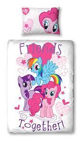 My Little Pony Duvet Cover My Little Pony Double Bedding Uk Bedding Queen