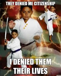Meme Karate - karate kid jose weknowmemes generator