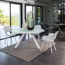 tavoli e sedie da cucina moderni sedia da esterno in abs e alluminio cannes arredaclick