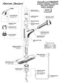 kohler single handle kitchen faucet repair kohler single handle kitchen faucet repair kit allaboutyouth