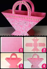 Make Beautiful by Christmas Diy Crafts How To Make Beautiful Paper Basket For Gifts