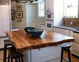 wood top kitchen island antique longleaf pine custom wood countertops butcher block