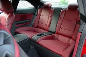 Cadillac Ats Coupe Interior 2015 Cadillac Ats Coupe 2 0 Turbo Premium Review U0026 Test Drive