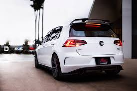 volkswagen gti racing fi exhaust volkswagen vw golf gti mk7
