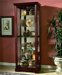 Pulaski Console Table Furniture Corner China Cabinet Pulaski Furniture Curio Kitchen