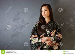 japanesse women with grey hair portrait of japanese woman stock image image of people 33007427