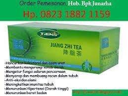 Teh Jiang manfaat teh hijau jiang zhi tea untuk kesehatan dari tiens jual