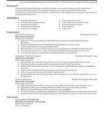 resume outline exles leadership resume sles