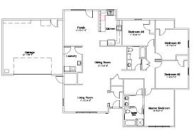 mountain home air force base u003e home u003e base housing u003e floor plans