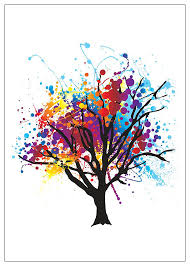 color tree any occasion