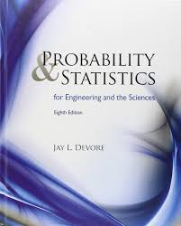 probability and statistics for engineering and the sciences jay