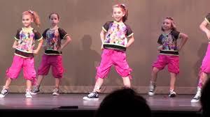 hip hop dance hairstyles for short hair girls on the dance floor hip hop recital 2012 youtube