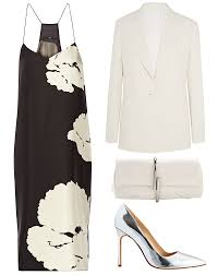 what to wear to every kind of wedding instyle com