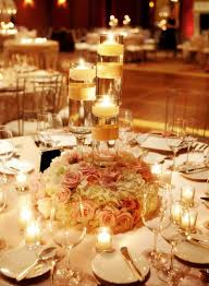 candle centerpieces for tables wedding decoration with candles wedding reception table decorations