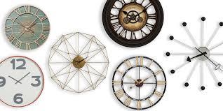 best wall clocks oversized wall clock antique oversized wall clocks decoration