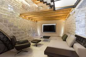 modern renovation of a 19th century old stone house in montenegro