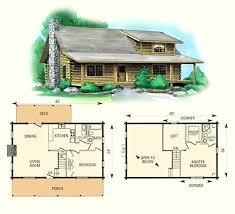 log cabin floor plans with loft log cabin plans with loft small cabin house plans with loft log