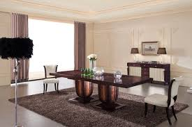Large Glass Dining Tables Modern Dining Tables Dining Room