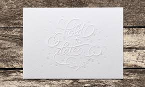 embossed stationery wedding invitations laser cut invites stationery cards online