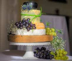 wedding cake of cheese cheese wedding cake the cheese shop