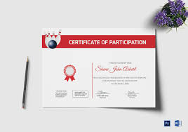 doc 15121224 design of certificate of participation