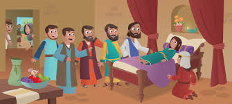 in the latest story from the bible app for kids u201ctime to get up
