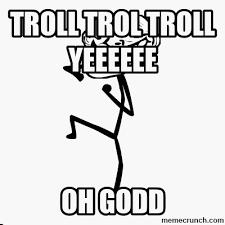 Dancing Troll Meme - image gif w 400 c 1