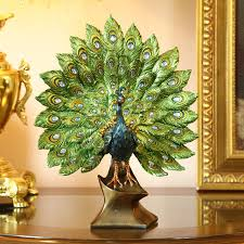 aliexpress buy european classical style decorations peacock