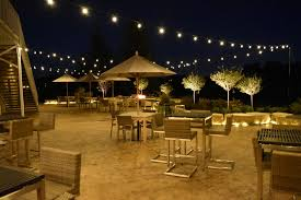 Where To Place Landscape Lighting Blaine Minnesota S Tpc Cities Golf Club S New Patio Is The