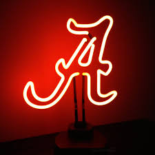 Liquor Signs by Alabama Roll Tide Neon Sign