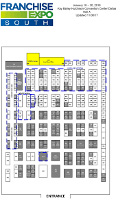 expo floor plan show floor plan expo event information for franchise expo south