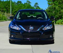 nissan altima limited 2016 2016 nissan altima 2 5 sl review u0026 test drive