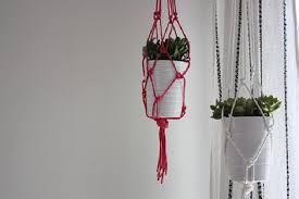 Simple Macrame Plant Hanger - 23 most amazing macrame plant hangers diy ideas balcony garden web